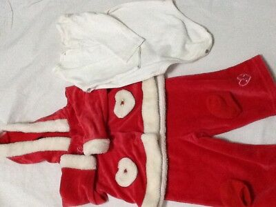 Holiday Outfits For Kids (Kids Christmas outfit in red color, for age 6)
