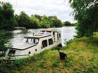 Stunning home Dutch barge 36ft