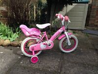 hello Kitty Girls bicycle