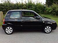 VOLKSWAGON LUPO 1,0cc LOW MILES F.S.H GREAT CAR
