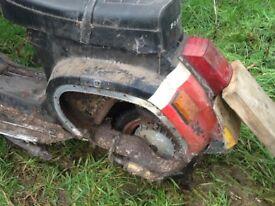 Piaggio / Vespa scooter. Genuine barn find