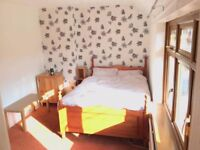 1 Double room & 2 single rooms 1-min walk to Dagenham Heathway Station