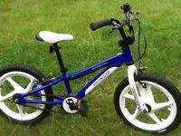 "Specialized hotrock Childs bike 16"""