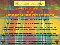 Black History Month - Caribbean Dance Classes with Nzinga Dance