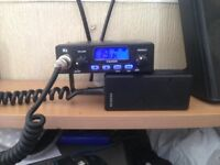 cb radio mic and power supply