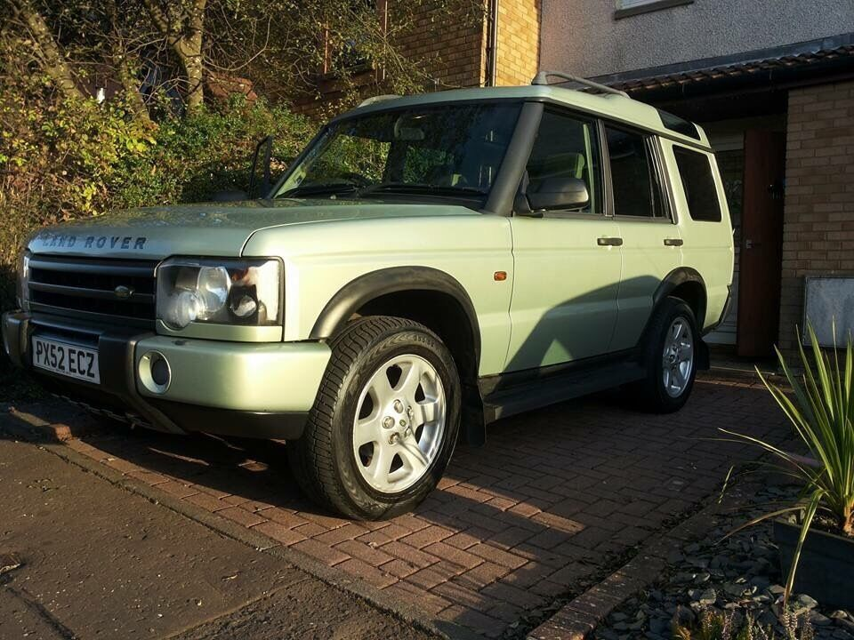 Land Rover Discovery 2 5 Td5 Or Swap For Defender 90 In