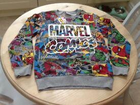 Marvel Comic sweater