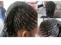 Afro Carribean Hair Dresser For Braids and More - Adults and Children
