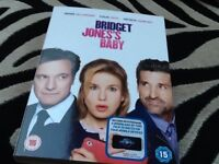 DVDs (Bridget Jones's Baby and The Big Sick)