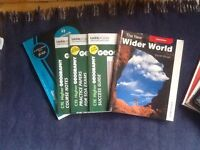 Higher Geography Text books