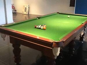 Pool / Billiards / Snooker Table Fairy Meadow Wollongong Area Preview