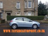 DIESEL FIAT BRAVO NEW SHAPE, 1 YEARS MOT, FREE **3 MONTHS WARRANTY** SALE PRICE £1795
