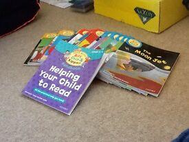 Biff, Chip and Kipper books