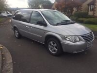 crycler grand voyager 57 plate, diesel, automatic, low miles, long MOT