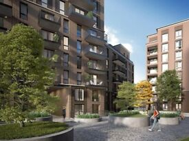 BIG ONE BEDROOM FLAT IN BRAND NEW BUILDING IN HARROW ON THE HILL NEXT TO STATION