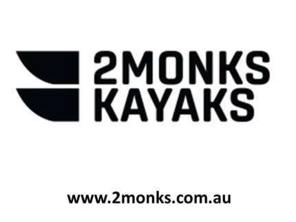 2Monks Brisbane – Accessories - Collapsible Kayak Trolley