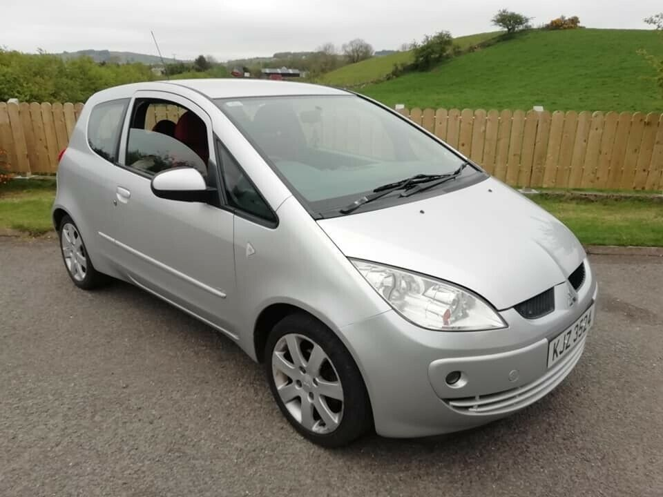 2006 Mitsubishi Colt 1 1 3dr Only 63k 1 Year Mot 2020 In Omagh