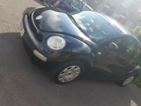 1.6 VW Beetle, Low Mileage