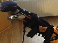 Wilsons pro junior golf set. Ideal for young golfer starting out.