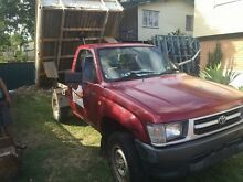 "Toyota Hilux Tipper tray ""tipper and tray only"" Hemmant Brisbane South East Preview"
