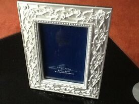 Photo frame Shudehill giftware brand new ideal Xmas gift