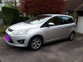 FORD GRAND C-max manual 7 seaters