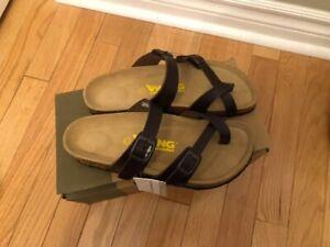 Viking Sandals (like Birks) size 7 bnwt