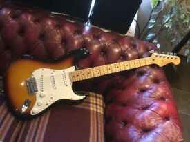 Fender Mexican Strat 2004