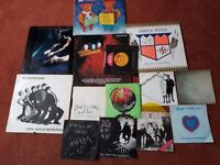 Various LPs and 45s in good condition for sale