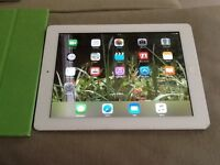 Ipad 2 16gb memory with cover