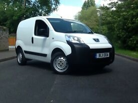 Peugeot bipper 2011 , 11reg 2 owners from new 1.4HDI 12 months M.O.T £1500 ono