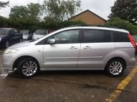 ** 7 SEATER ** 06 REG MAZDA 5 TS2 1.8 5 SPEED MPV