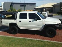 1998 4x4 3ltr Diesel Toyota Hilux Belmont Brisbane South East Preview