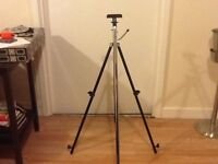 Brand new in carry case. Extendable tripod sheet music stand