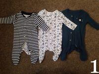 Baby clothes Newborn 0-3