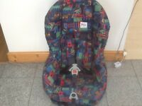 Ideal for small cars and coupes Britax FREEWAY slim group 1 car seat for 9kg upto 18kg(9mth to 4yr)