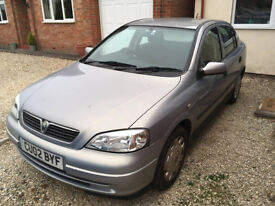 Vauxhall Astra 1.6 - Low Mileage, Reliable car.