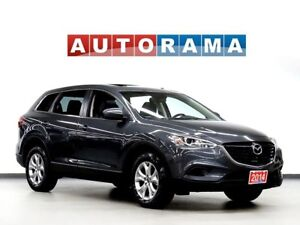 2014 Mazda CX-9 LEATHER SUNROOF 4WD BACKUP CAM 7 PASS