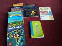 Simpsons comic book collection