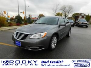 2012 Chrysler 200 - Drive Today | Great, Bad, Poor or No Credit