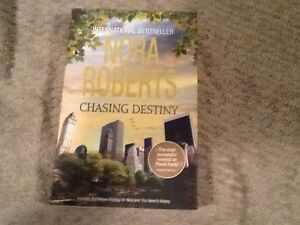 CHASING DESTINY BY NORA ROBERTS Armadale Armadale Area Preview