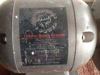 150mm Bench Grinder (Electrical)