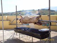 Spit and Grill BBQ Company-Hog Roast-Lamb Roast-BBQ