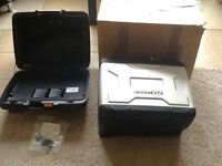 BRAND NEW Bmw 1200 GS side pannier boxes unused with locks
