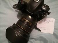 Nikon 16-80 F2.8 / F4. DX VR Lens