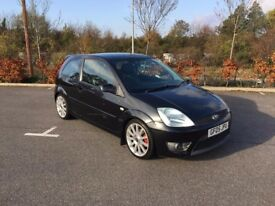 Ford Fiesta ST 2005 Modified