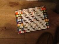 Diary of a wimpy kid book set brand new