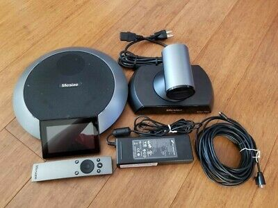 Lifesize Icon 400 Video Conference System Phone