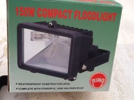 RING 150w COMPACT WALL FLOODLIGHT