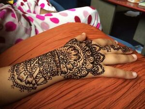 Henna artist Kingston Kingborough Area Preview